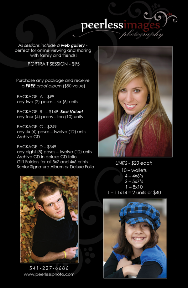 Senior Sessions ‹ Peerless Images Photography